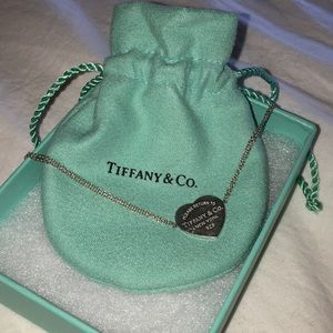 Return to Tiffany - Heart Tag Bracelet